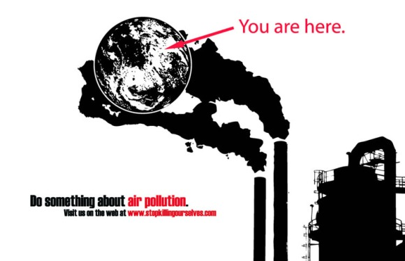 Environmental Awareness Poster